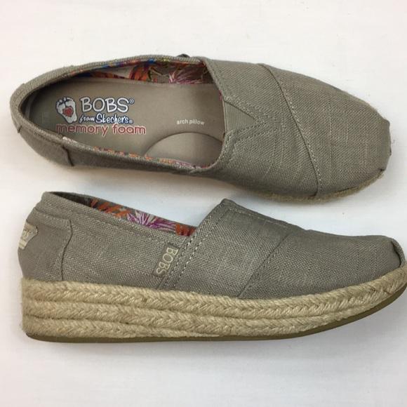 Skechers Shoes | Bobs Skechers Tan